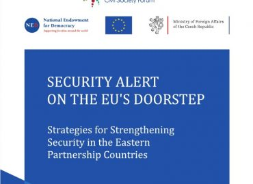 Strategies for Strengthening Security in the EaP Countries Analyzed in a New Policy Paper