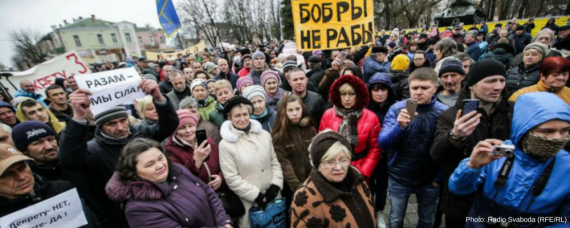 EU-Belarus Cooperation May Soon Be Put on Ice over Repressive Measures by Belarusian Authorities