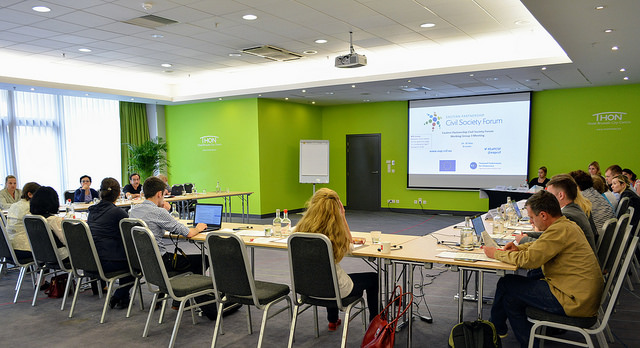 Environmental Governance, Climate Change, Energy Issues in Focus at Working Group 3 Meeting