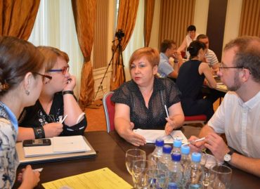 Workshop‬ On ‪‎Subgranting For The EU Grantees – Kyiv, Ukraine