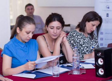 """Mapping Research """"Case Studies. CSO Engagement In Policy-Making: Armenia"""""""