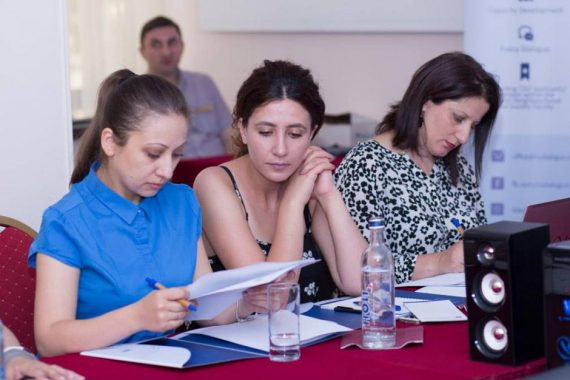 "Mapping‬ ‪‎Research‬ ""Case Studies. CSO Engagement In Policy-Making: Armenia"""