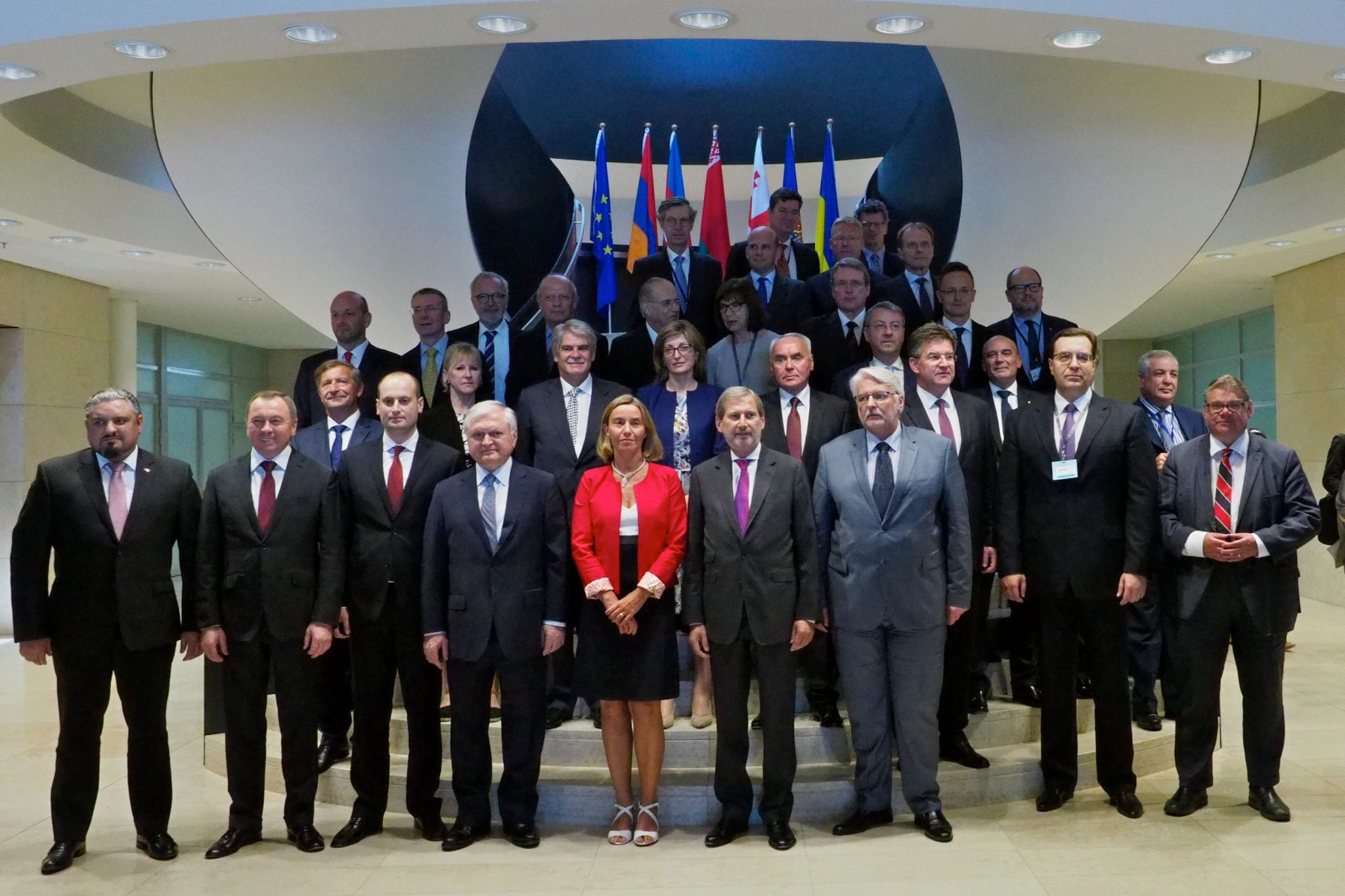 EaP CSF Participates in the Eastern Partnership Ministerial Meeting