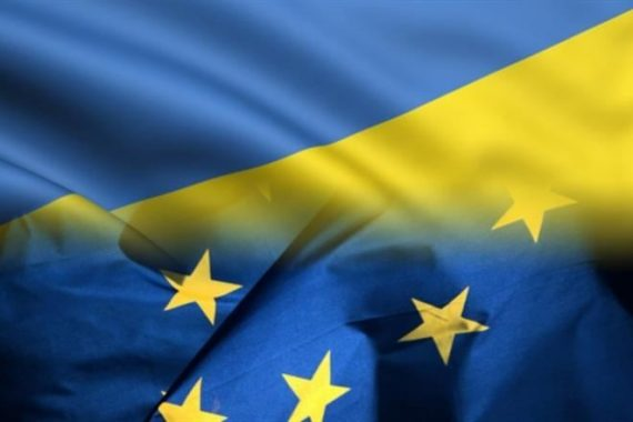 Україна: Незначне поліпшення національного світогляду; сильна підтримка Європи