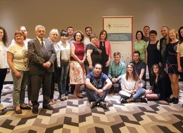 Working Group 4 Meets in Warsaw, Members Participate in the 3rd EaP Youth Forum