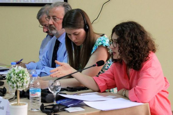 Conference Of Eastern Partnership Civil Society Forum Georgian National Platform