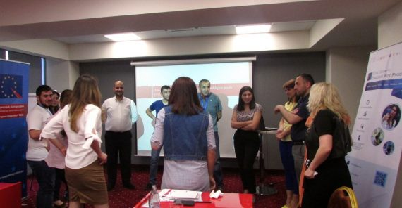 CSOs From The Regions Of Armenia Improve Their PR And Communication Skills
