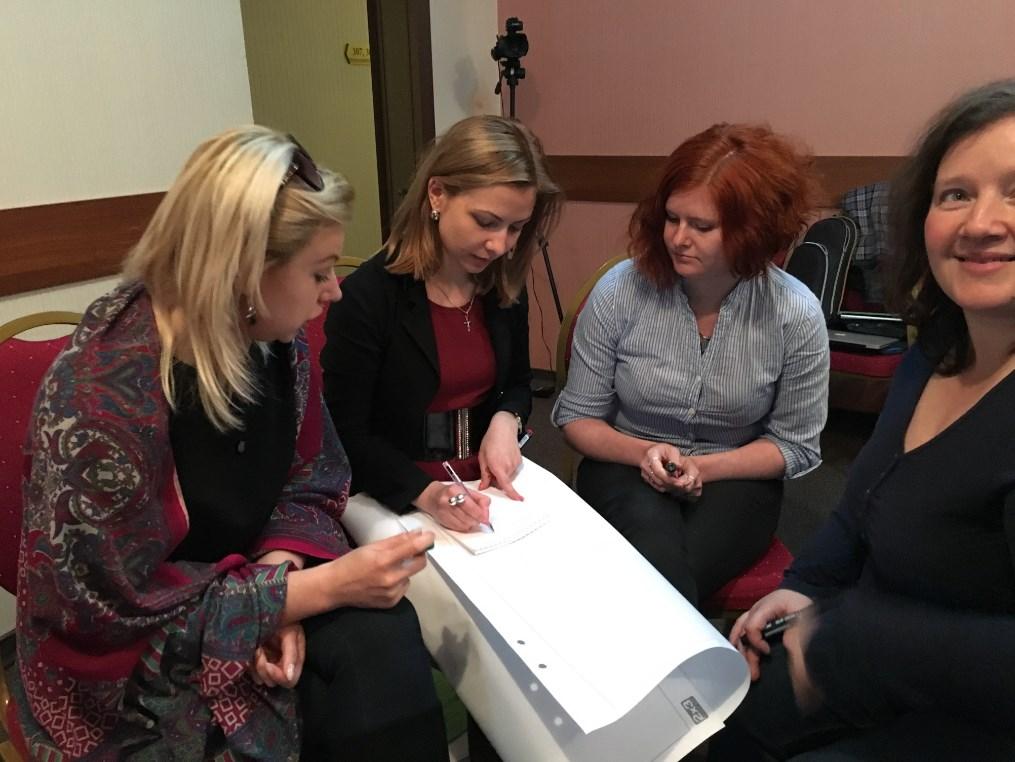 Школы по адвокации и политическому диалогу в Украине