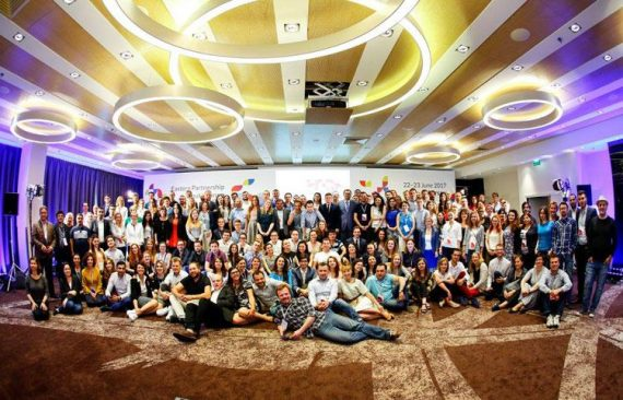 Young people from the EU and its Eastern Partners make their voices heard on how to shape future youth policies