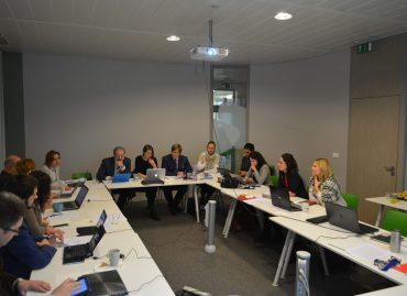 Steering Committee discussed main priorities for 2017 and future strategy in Brussels