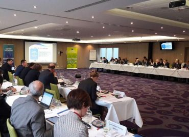 The Eastern Partnership Platform 3 meeting focuses on regional energy cooperation and energy efficiency