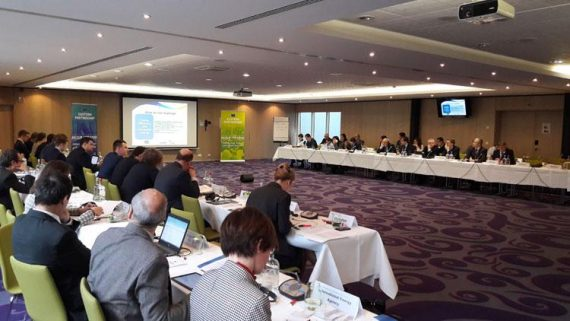 The Eastern Partnership Platform 3 meeting focuses on regional energy cooperation and energy efficiency