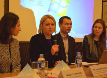 EaP CSF Regranted Projects on DCFTA Implementation Presented at the Permanent Representation of Lithuania to the EU
