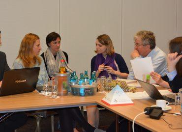 Second EaP CSF Steering Committee Meeting Held in Berlin