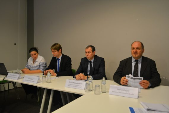 Policy Briefing on EU's Eastern Partnership Review