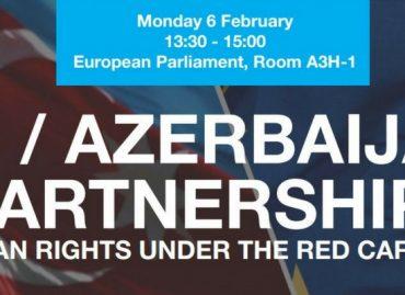 EU / Azerbaijan Partnership: Human Rights Under the Red Carpet?