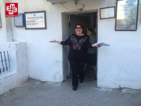 Руководящий комитет приветствует освобождения Хадиджи Исмаиловой