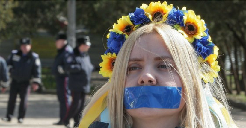 Muted Voices of Dissent: End of Media Pluralism in Crimea Muted Voices of Dissent: End of Media Pluralism in Crimea