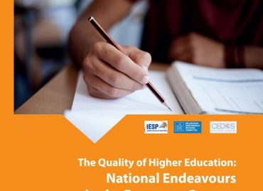 The Quality of Higher Education: National Endeavours in the European Context