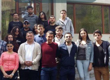 Из Участников Тренингов – В Тренеры (Армения)