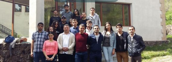 From Trainee To Trainer – ToT Success Story (Armenia)
