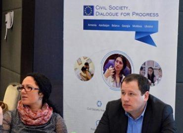 Тренинг для ОГО в Молдове: Как Реализовать Проекты, Финансируемые ЕС?