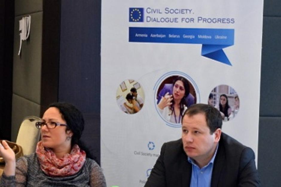 Training For NGOs In Moldova: How To Implement The Projects Supported By The European Union?
