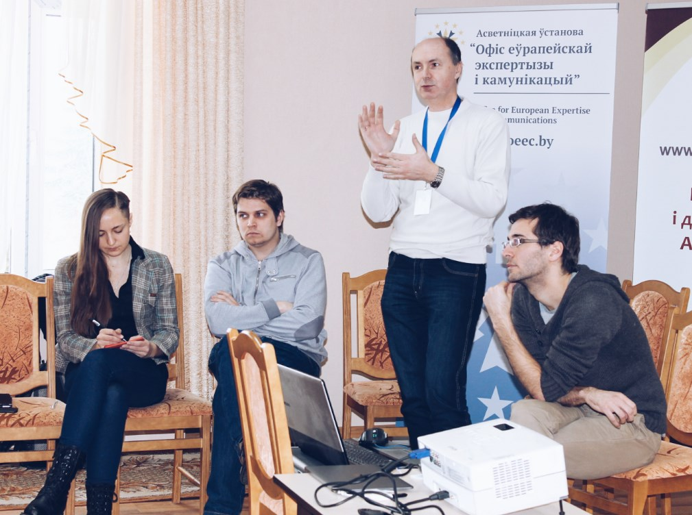 Seminars On Policy Dialogue And Advocacy For CSOs In Belarus