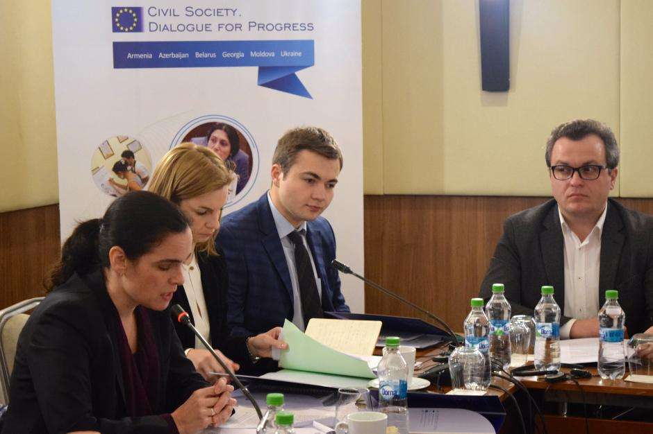 Moldova: Workshop On Joint Analysis Of Sector 9, Civil Society Cooperation