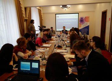 Meeting of Civil Society Fellows