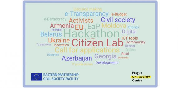 CitizenLab 2017 Hackathon to Support Innovative Civic Ideas through Digital Solutions: Call for Applications for Civil Society Activists, Designers and IT Specialists