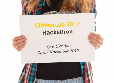 CitizenLab 2017 Hackathon to Support Innovative Civic Ideas through Digital Solutions