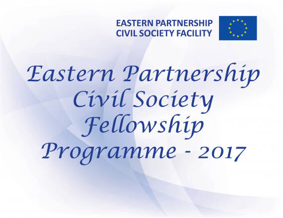 EaP Civil Society Fellows: 'Young Change Makers' Project by Taguhi Kharatyan, Armenia