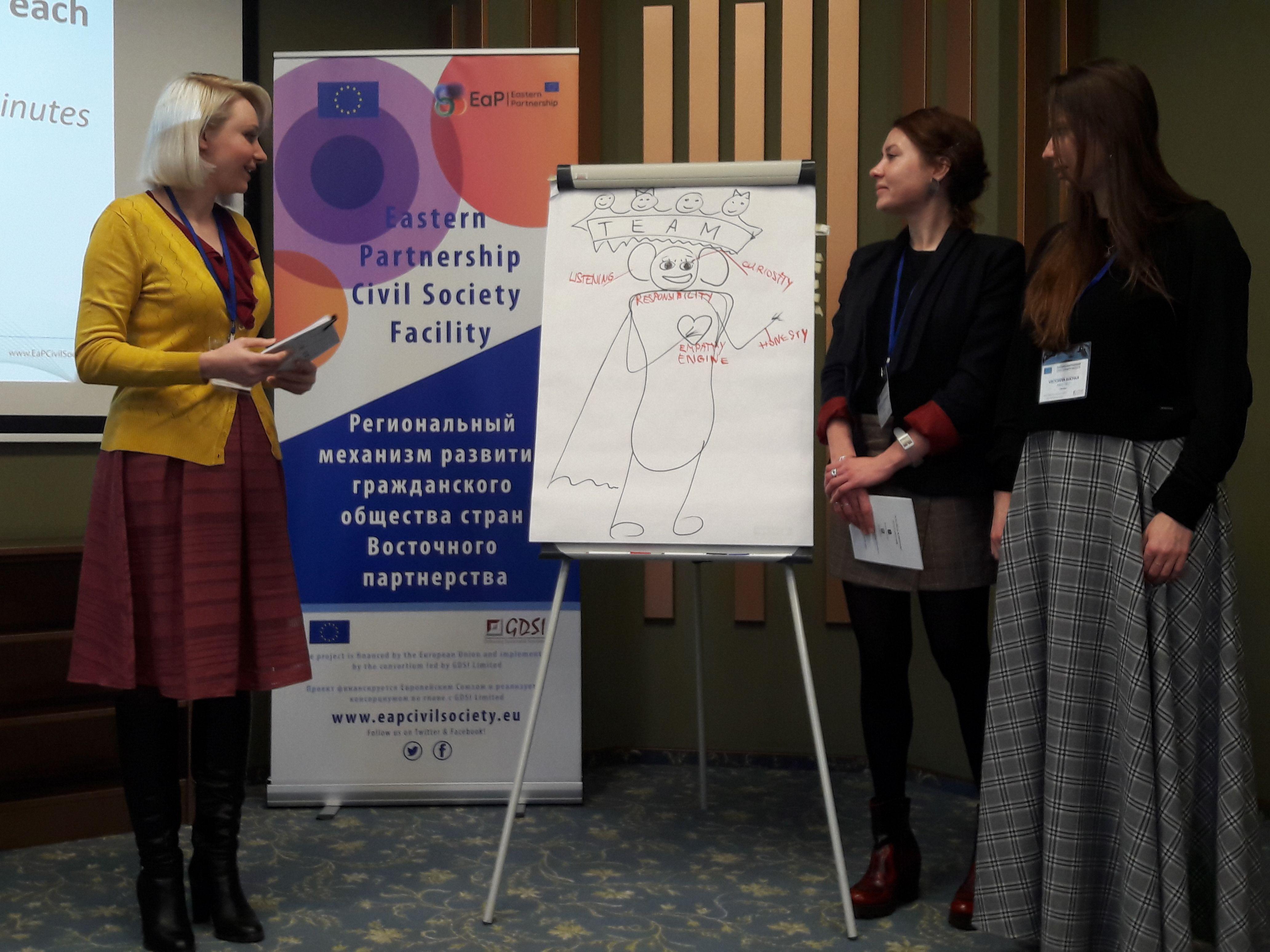 Mid-Term Fellowship Event, Kyiv, 16 February 2018