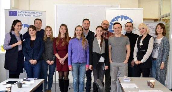 EaP Civil Society Fellows: Fundraising Workshop for Global Shapers Minsk Hub, BELARUS