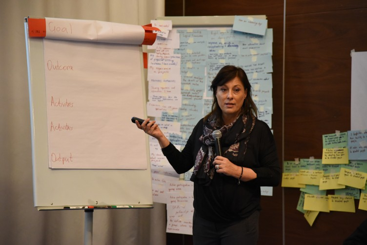 Trainings on grant applications for Georgian civil society organisations & local authorities, Tbilisi, 13-23 February 2018