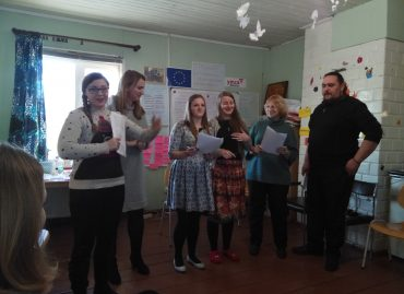 Training on Democratic Governance for YMCA Belarus Network, 23-24 February 2018