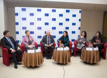 Armenian civil society receives €1.74 million for new activities
