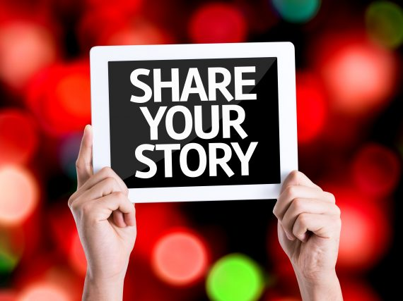 Call for Sharing Experience on Storytelling!
