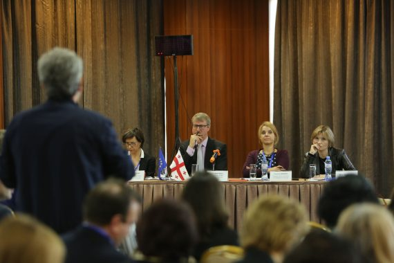 EU launches consultations with Georgian civil society