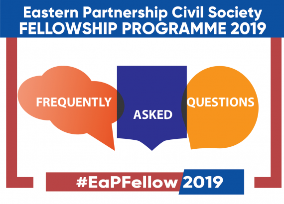 EaP Civil Society Fellowship: Frequently Asked Questions