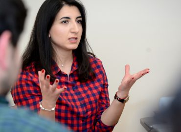 #StoriesAboutFellows: Lamiya Rzayeva: successful development depends on girls' education