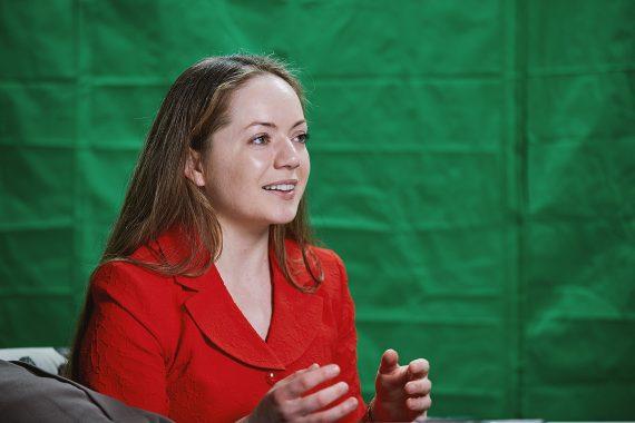 #StoriesAboutFellows: Women who change Moldova: Olga Diaconu believes legal education needs to start early