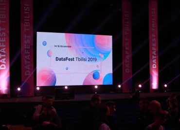 DataFest Tbilisi 2019: Breaking the Stigma about Data