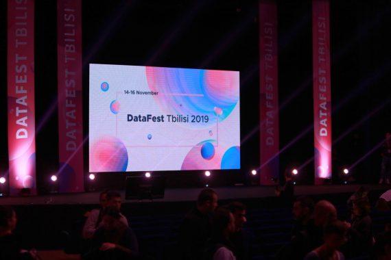 DataFest Tbilisi 2019: Breaking the Stigma about Data