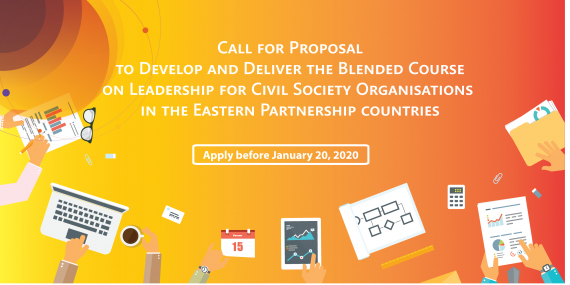 Call for Proposals to Develop and Deliver a Blended Course on the Leadership for Civil Society Organisations