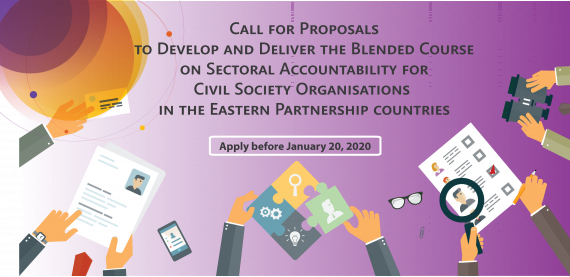 Call for Proposals to Develop and Deliver a Blended Course on Sectoral Accountability for Civil Society Organisations (Energy Sector)