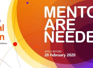 Call for Applications: Become a Mentor at our 2020 Regional Ideathon in March in Chisinau!