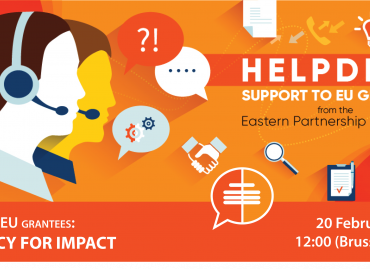 Webinar for EU Grantees / Advocacy for Impact
