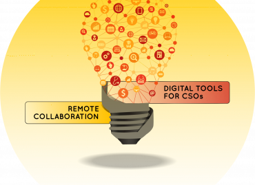 Digital Tools for CSOs for Remote Collaboration + WEBINARS